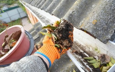 How to Clean Your Home's Gutters
