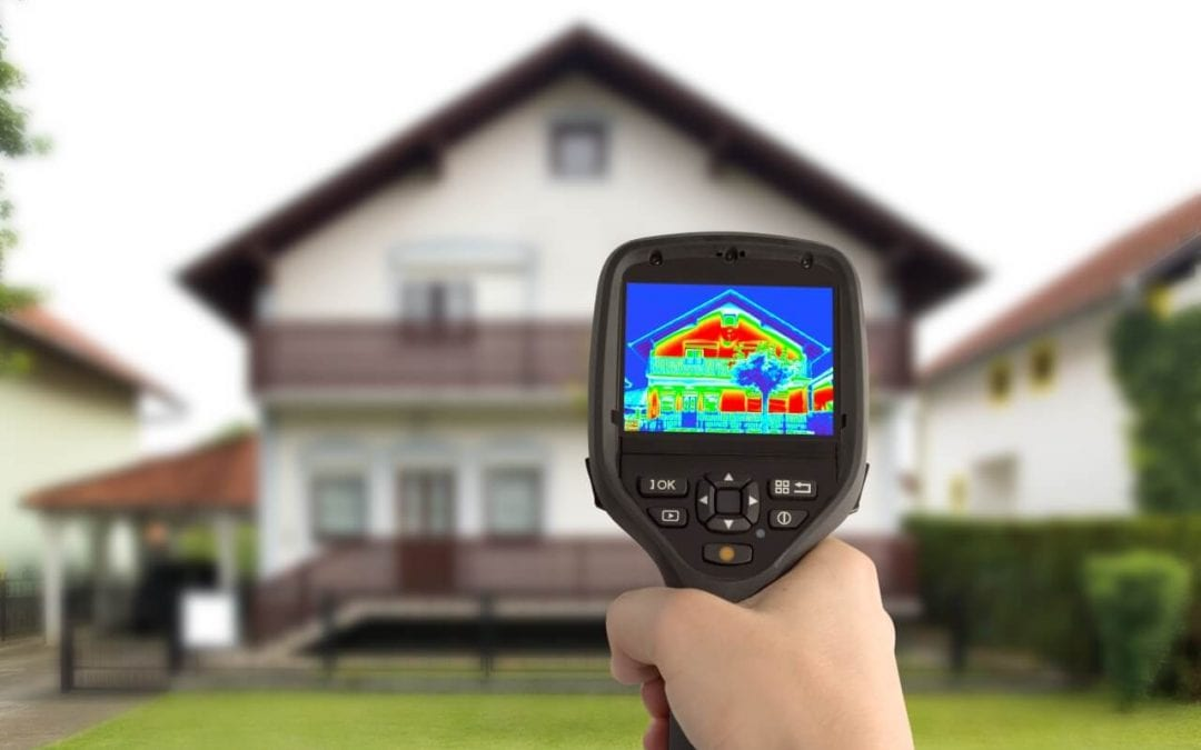 thermal imaging in home inspections